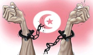 Tunisia and revolution The Tunisians released from their dictator president after 23 years.